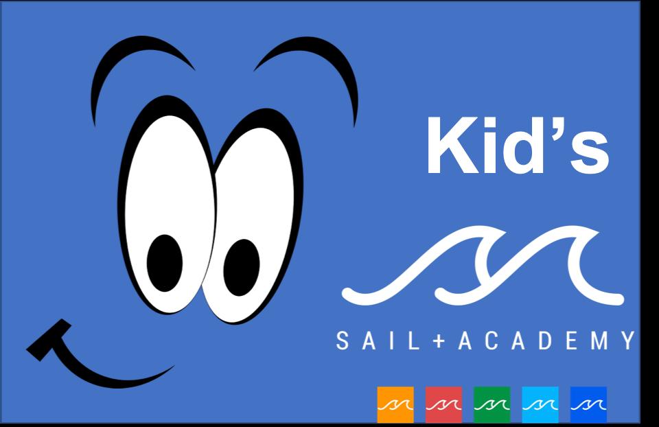 Kids Basic Sailing